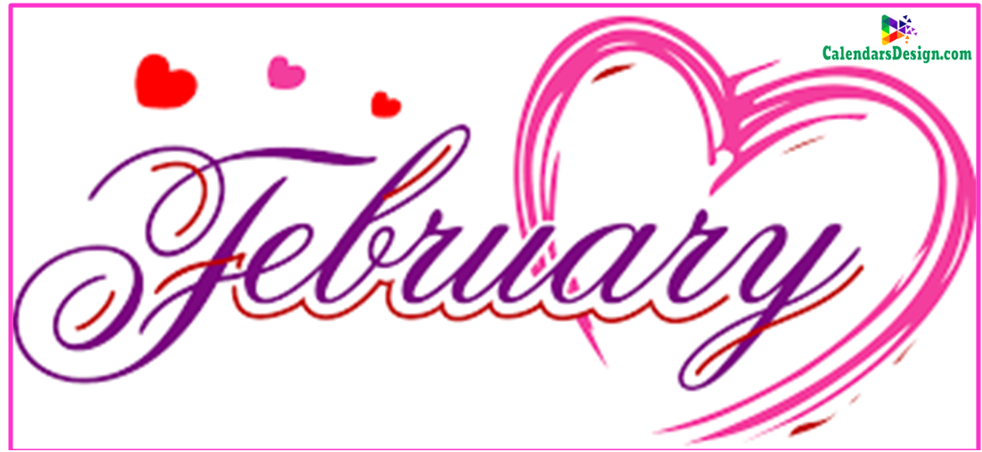 February Clipart Free Download