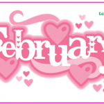 February Month Pictures