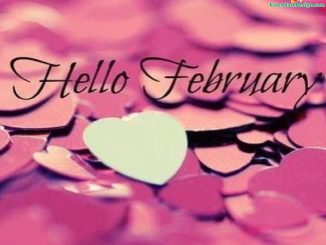 Hello February Month Pictures