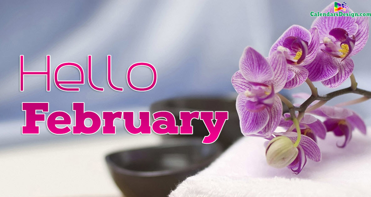 Hello February Month Quotes