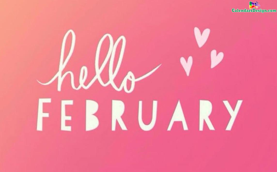 Hello February Photos