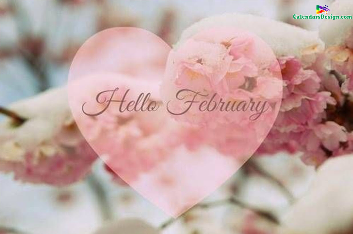 Images for Hello February Month