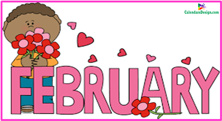 Month of February Images