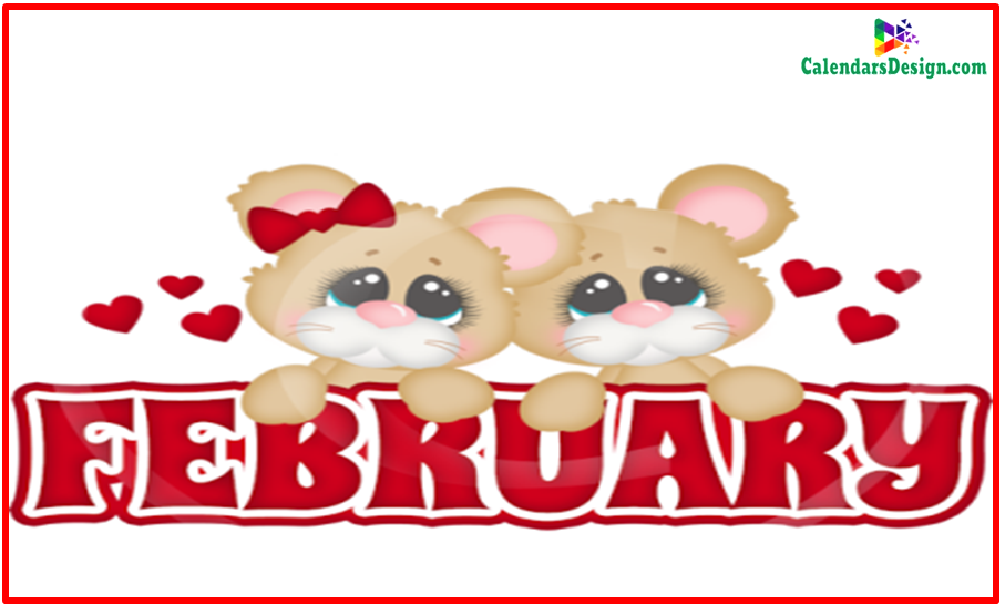 Month of February Photos