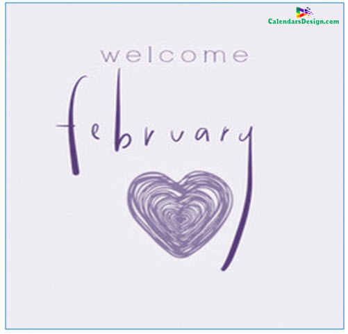 Welcome February Month Tumblr