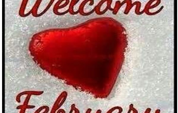 Welcome February Photos