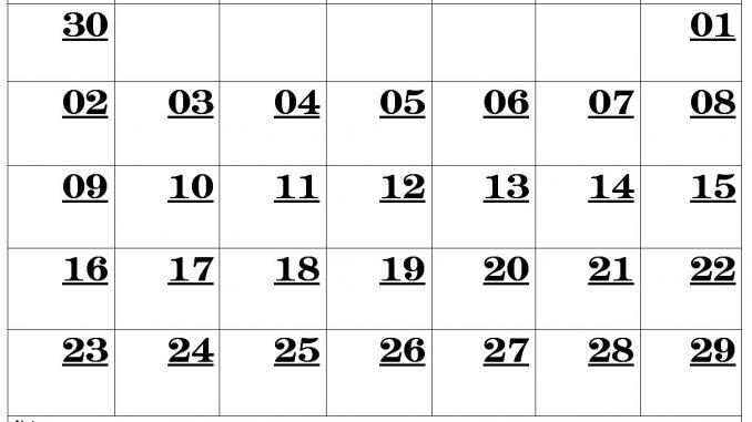June Calendar Printable.June 2019 Calendar Printable