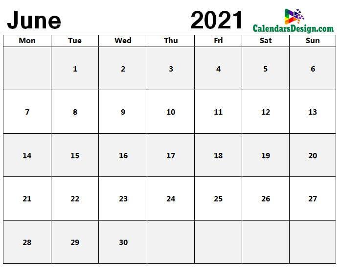 June 2021 A4 letter page