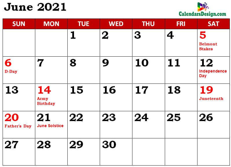 June 2021 Calendar Philippines with Holidays