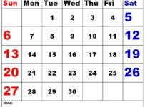 June 2021 Calendar xls