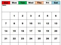 November 2021 Calendar vertex